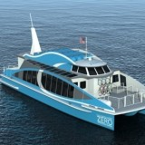 US's first zero-emissions e-ferry to run on hydrogen fuel cell
